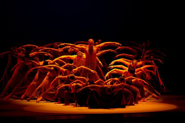 Alvin Ailey's Revelations, photo by Christopher Duggard