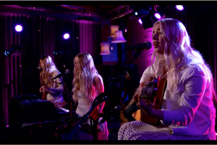 "For the music video of Bahari's acoustic version of ""California"", Jeff Ravitz lit the band with ETC Source Four LED Lustr+ fixtures."