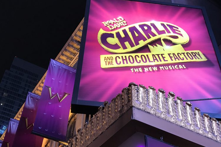 Eos on Broadway: Chocolate and Magic Sheets