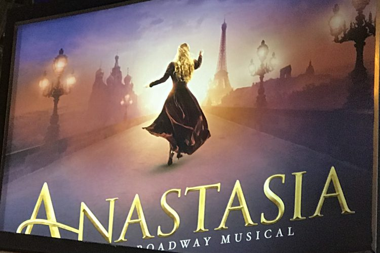 Eos on Broadway: Anastasia