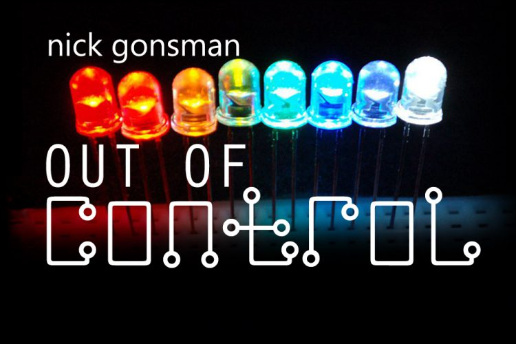 Out of Control: Cue transitions and LEDs