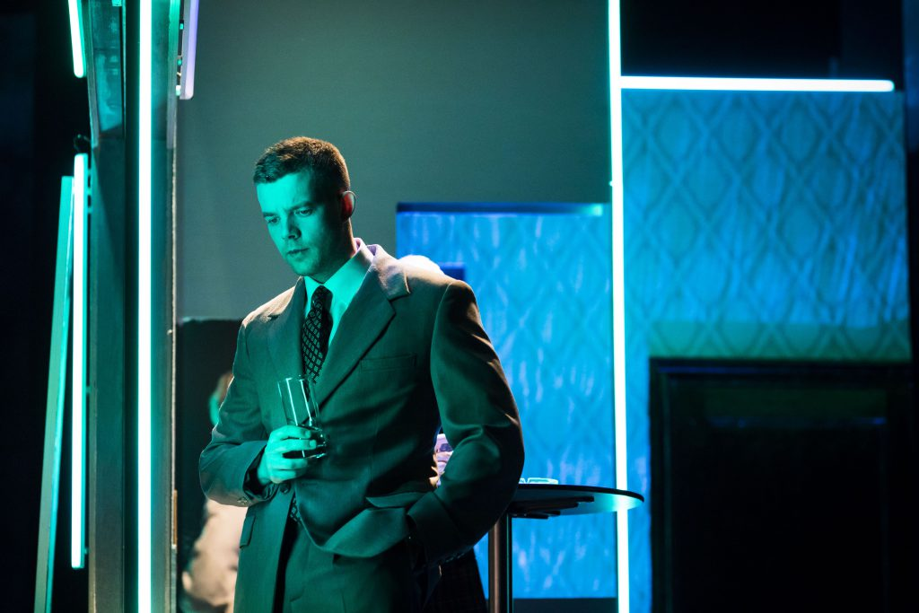 Russell Tovey (Joseph Pitt) in Angels in America - Millennium Approaches (c) Helen Maybanks