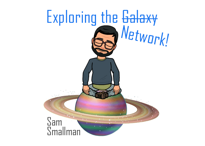 Exploring the Network: The Postcard (OSC)