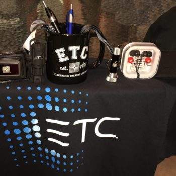 ETC swag collection