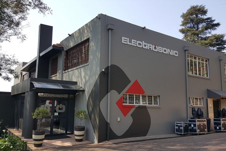 Electrosonic South Africa HQ