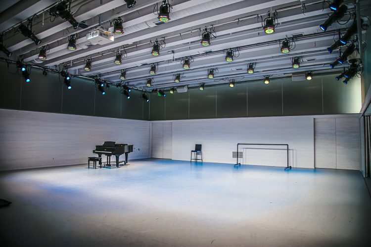 Lighting (and learning) with ETC and Princeton University