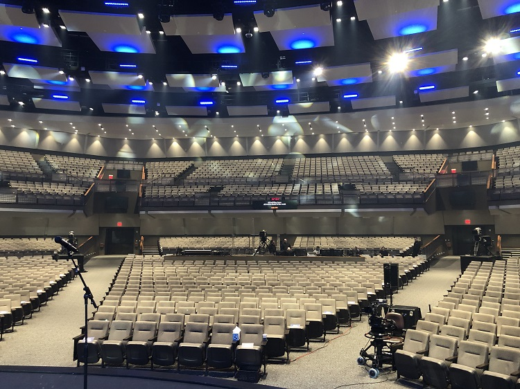 Gateway Church installs ArcSystem Pro