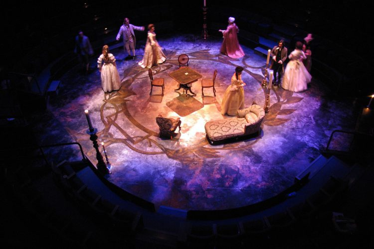 Lighting Design for Theatre-in-the-round