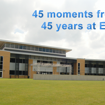 45 years at ETC